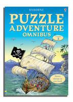 Puzzle Adventure Omnibus by