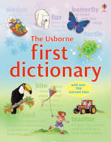 First Dictionary by Jane Bingham, Rachel Wardley
