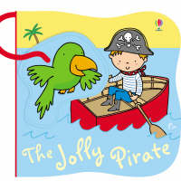 Jolly Pirate Bath Book by Stella Baggot