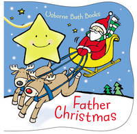 Father Christmas Bath Book by Fiona Watt