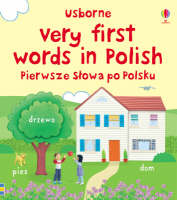 Very First Words in Polish by Felicity Brooks