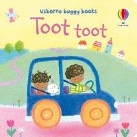 Toot Toot Buggy Book by