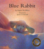 Blue Rabbit by Angela McAllister