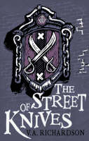 The Street of Knives Windjammer III by V. A. Richardson