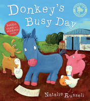 Donkey's Busy Day by Natalie Russell