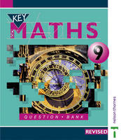 Key Maths Question Bank File by David Baker, Barbara Job, Paul Hogan, Irene Patricia Verity