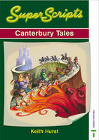 Superscripts - The Canterbury Tales by Keith Hurst, Geoffrey Chaucer