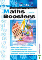 Blueprints - Ages 9-11 Level 4 Maths Boosters by Liz Hopkins