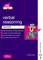 11+ Personal Tutor Verbal Reasoning Course by Frances Down