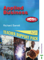 Applied Business GCSE AQA by Richard Barrett