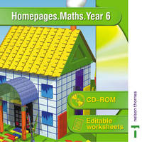 Homepages Maths by Robin Grist, Philippa Hepworth, Jackie Cook, Mike Leigh