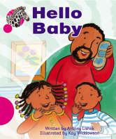 Spotty Zebra Pink B Ourselves - Hello Baby (x6) by Antony Lishak