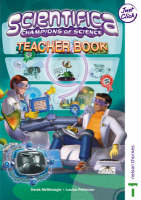 Scientifica: Champions of Science Teacher's Book by Lawrie Ryan, Jane Taylor, Louise Petheram, David McMonagle