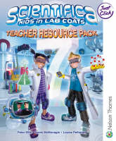 Scientifica Teacher Resource Pack 7 by David Sang, Lawrie Ryan, Derek McMonagle, Louise Petheram
