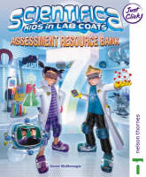 Scientifica Assessment Resource Bank 7 by David Sang, Lawrie Ryan, Jane Taylor, Peter Ellis