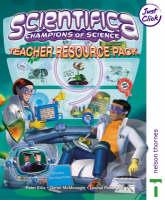 Scientifica Teacher Resource Pack 9 by Lawrie Ryan, Jayne Taylor, Louise Petheram, Derek McMonagle