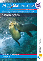 AQA Mathematics for GCSE E-mathematics by Mark McCourt