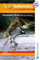 AQA Mathematics Homework Book For GCSE by June Haighton, Anne Haworth, Janice Johns, Steve Lomax