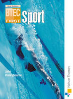 BTEC First Sport Textbook by John Honeybourne