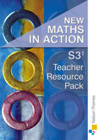New Maths in Action S3/1 Teacher's Support Pack by Harvey Douglas Brown, Robin D. Howat, D. Brown, Edward C.K. Mullan