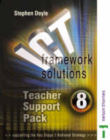 ICT Framework Solutions Teacher Support Pack by Stephen Doyle