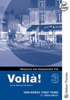 Voila! Resource and Assessment File by Sydney Thorne, Gwen Berwick