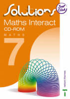 Solutions Maths Interact CD-ROM 7 by Peter Sherran