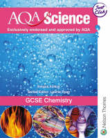 AQA Science GCSE Chemistry by Patrick Fullick