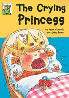The Crying Princess by Anne Cassidy