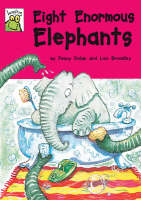 Eight Enormous Elephants by Penny Dolan