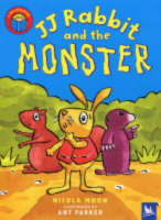 JJ Rabbit and the Monster by Nicola Moon