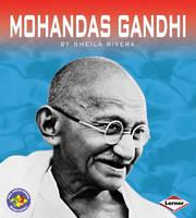 Mohandas Gandhi by Sheila Rivera
