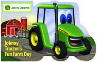 Johnny Tractor's Fun Farm Day by Dena Neusner