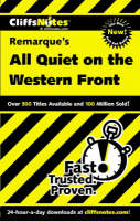 Notes on Remarque's All Quiet on the Western Front by Susan Van Kirk