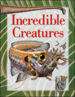 Incredible Creatures Set One by Robert Coupe