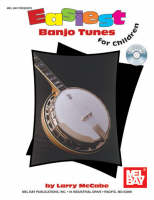 Easiest Banjo Tunes for Children by Larry McCabe