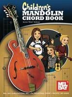 Children's Mandolin Chord Book by Lee  Drew Andrews