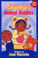 Shanna's Animal Riddles by Jean Marzollo
