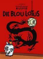 Die Blou Lotus by Herge