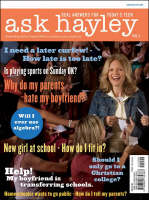 Ask Hayley Real Answers for Today's Teen by Hayley DiMarco