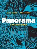 Panorama A Foldout Book by Fani Marceau