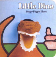 Little Dinosaur Finger Puppet Book by Imagebook