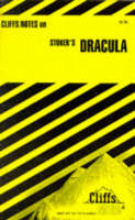 CliffsNotes on Stoker's Dracula by Samuel J. Umland