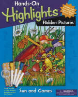 Hands-On Highlights - Hidden Pictures Sun and Games by Highlights Editors