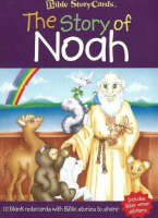 Story of Noah Bible Story Cards by Patricia A. Pingry