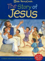 Story of Jesus Bible Story Cards by Patricia A. Pingry