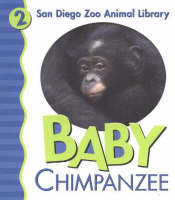Baby Chimpanzee by Patricia A. Pingry