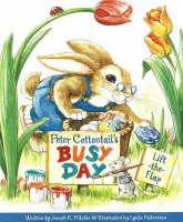 Peter Cottontail's Busy Day by Joseph R. Ritchie