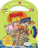 Noah and the Ark A Story About Being Thankful by Smart Kids Publishing