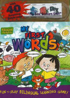 My First Words Fun to Play Bilingual Learning Game by Ron Berry